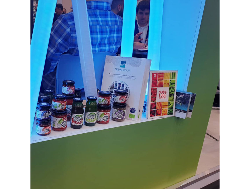 World's Leading Trade Fair for Organic Food - Biofach Nürnberg, Germany, 2019